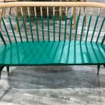 Green bench from ICFF